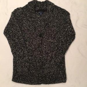 Girls 👧🏻 Gap marled sweater.